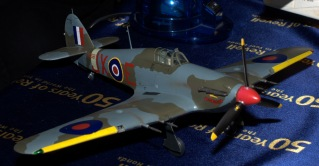 Ulrichs 1/32nd scale Hurricane